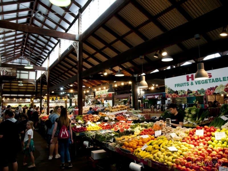 Fremantle Market in Perth