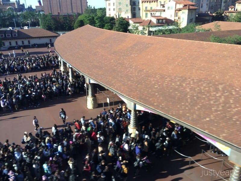 DisneySea Entrance
