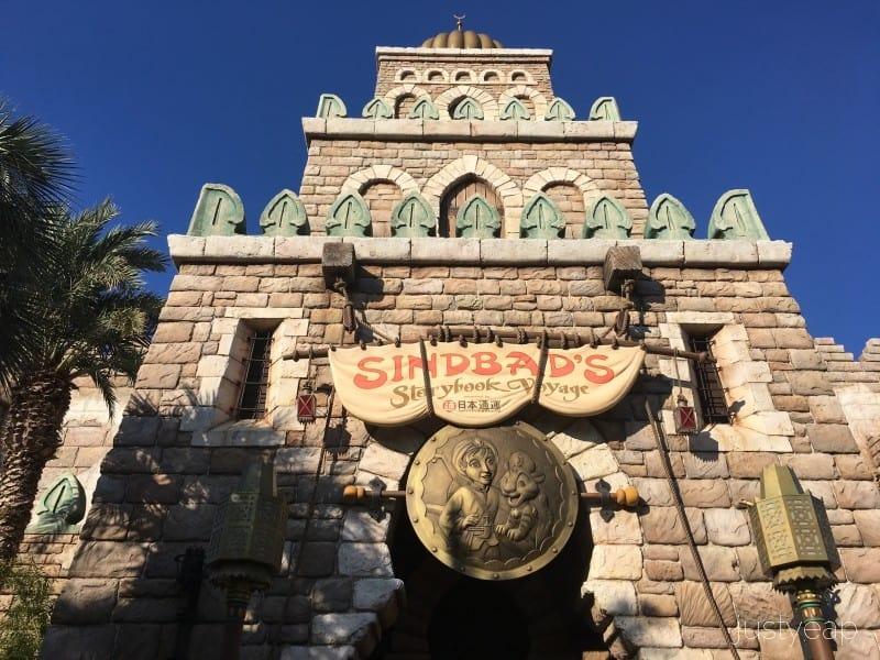 DisneySea_Sindbads Storybook Voyage