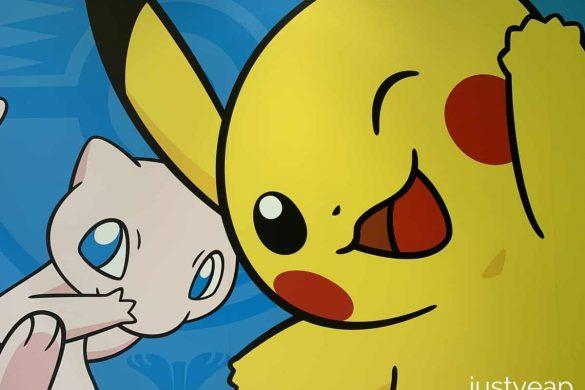Pokemon Center Wallpaper